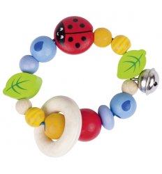 Heimess Touch Ring Elastic Ladybird -