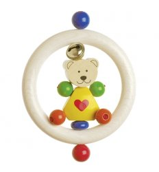 Heimess Touch Ring Heart Bear -