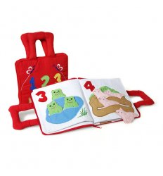 Oskar&Ellen 1-2-3 Counting Book -