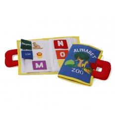 Oskar&Ellen ABC Animal Book - Alphabet Zoo - OE1013