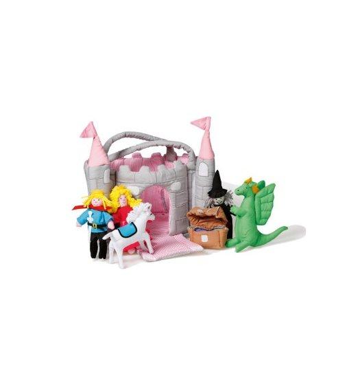 Oskar&Ellen Castle - Pink Towers - OE206