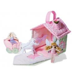 Oskar&Ellen Fairy Cottage -