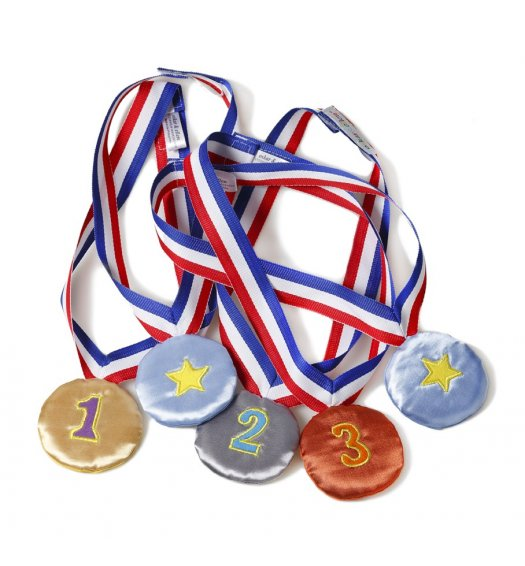 Oskar&Ellen Fabric Medal Set - OE2271