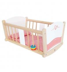 HAPE Rock-A-Bye Baby Cradle - E3601
