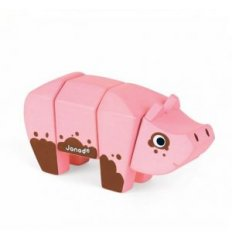 Janod Funny Kit - Pig -