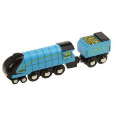 Bigjigs Mallard Train -