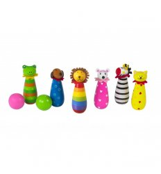 Orange Tree Toys Animal Skittles -