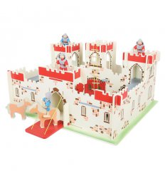 Bigjigs King Arthur's Castle -