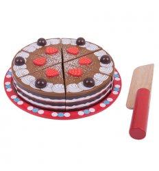 Bigjigs Chocolate Cake - BJ627
