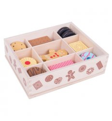 Bigjigs Biscuit Box -
