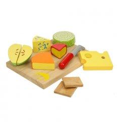 Bigjigs Cheese Board Set -