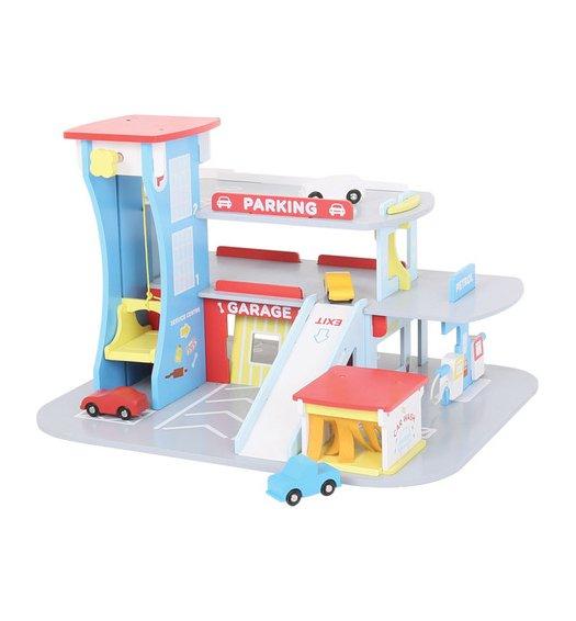 Bigjigs City Auto (Centre) Garage - JT106