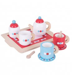 Bigjigs Tea Set and Tray -