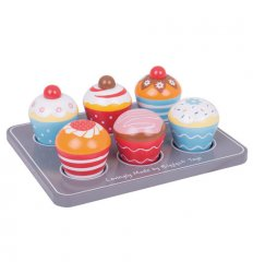 Bigjigs Muffin Tray -