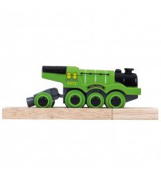 Bigjigs Battery Engine - Flying Scotsman -