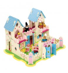 Bigjigs Princess Palace -