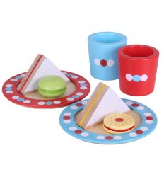 Bigjigs Tea Time (Afternoon Tea) -