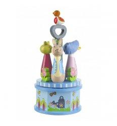 Orange Tree Toys Musical Carousel - Peter Rabbit -