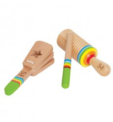 HAPE Early Melodies Rhythm Set - E0301