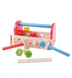Bigjigs My Tool Box -