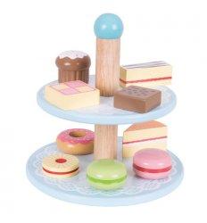 Bigjigs Cake stand -
