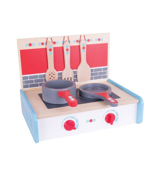 Bigjigs BIgjigs Portable Cooker - BJ622