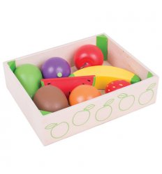 Bigjigs Fruit Crate -