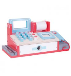 Bigjigs Shop Till with Scanner -