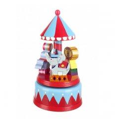 Orange Tree Toys Circus Musical Carousel -