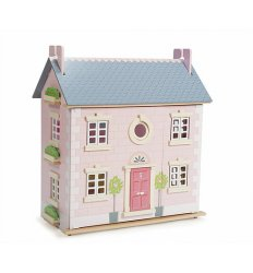 Le Toy Van Dolls House - The Bay Tree House - H107B