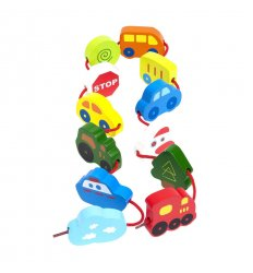 HAPE Lacing Vehicles -