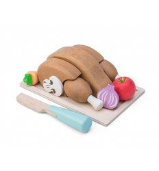 Le Toy Van Chicken 'Sunday Roast Set' -