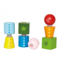 HAPE Twist and Turnables - E0416