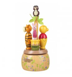 Orange Tree Toys Musical Carousel - Winnie the Pooh -