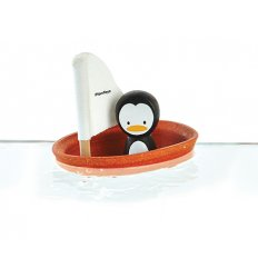 PlanToys Sailing Boat - Penguin -