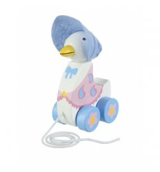 Orange Tree Toys Jemima Puddle-Duck™ pull along - OTT09025