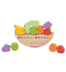 Bigjigs Fruit Balancing Game -