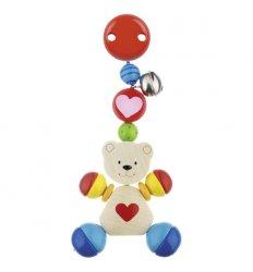 Heimess Clip Heart Bear - 763820