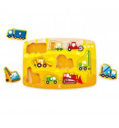 HAPE Construction Peg Puzzle - E1047