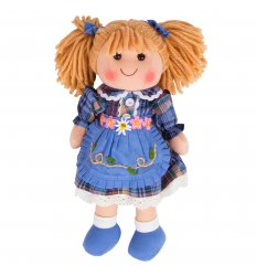 Bigjigs Katie Doll - BJD016