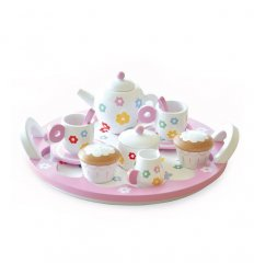 Indigo Jamm Flower Party Tea Set -