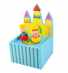 Bigjigs Fairy Castle Music Box - BJ184