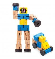Wooden Transformbot  -