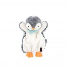 Kaloo Les Amis - Penguin Doudou Puppet -