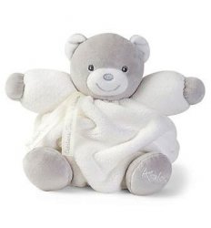 Kaloo Plume - Small Chubby Bear (Cream) -