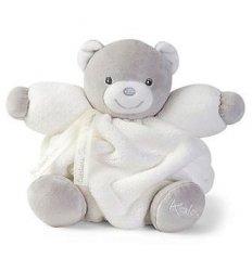 Kaloo Plume - Small Chubby Bear (Cream) -