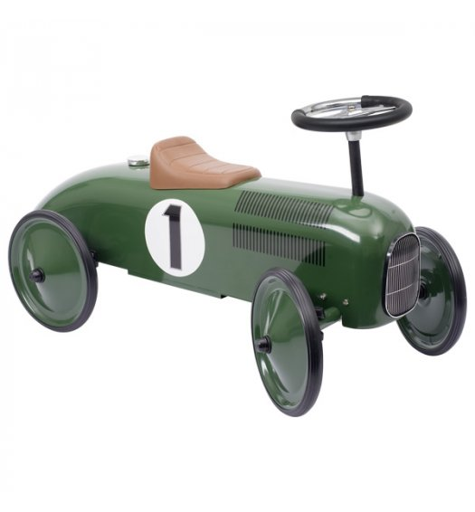 Goki Goki Ride-on Car (Green) - 14167