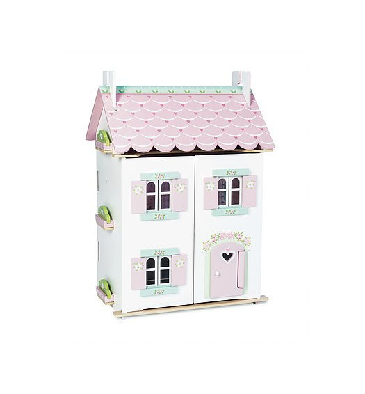 Le Toy Van Dolls House - Sweetheart Cottage - H126B