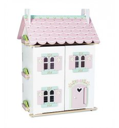 Le Toy Van Dolls House - Sweetheart Cottage -