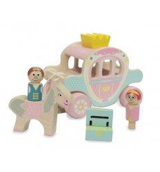 Indigo Jamm  NEW ** Princess Polly's Carriage -